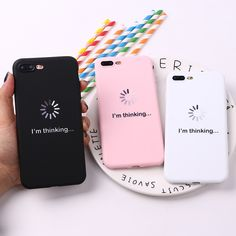 cool phone cases 597712181778860172 - For iPhone 8 X 7 Soft TPU Silicone Matte Case Girl Sticker Memes Cool Quote Funny Words For iPhone 6 5 Source by Diy Iphone Case, Cool Iphone Cases, Iphone Phone Cases, Iphone 5s, Cell Phone Covers, Apple Iphone, Ipod Cases, Iphone Headphones, Iphone Cases Quotes
