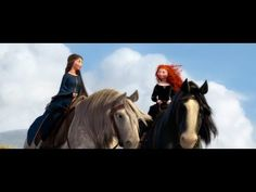 I know it's a little late, but it's a sweet video! Happy Mother's Day - Disney•Pixar's Brave