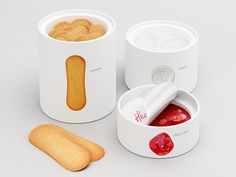 Cookie break - #packaging #design student project from Russia.
