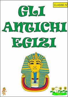 A Scuola con Poldo: Gli antichi Egizi