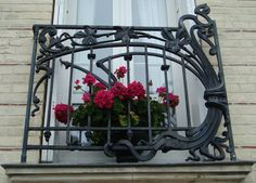 Immeuble de Falp, 41 avenue de Saint Mandé, dans le 12è. Paris