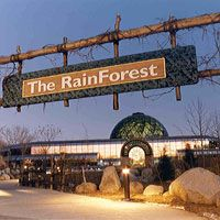 Cleveland Metroparks Zoo - Event Facilities - The Rainforest