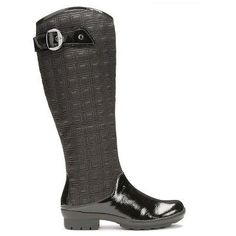 Women's A2 by Aerosoles Cold Weather Boots - Black 7.5, Durable