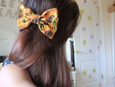 Love this hair bow