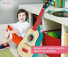 Jam session are so much fun, especially when your child performs! Let your #child bring out his/her inner talent with our #guitar, #Piano & #musical instrument. #baby #kids #toddler #nursery #piano #music #musician #kidsmusic #music #childrensmusic #babymusic #kidssongs #kidsmusicclass #pianist #singer #love #drums #musica #pianocover #keyboard #violin #pianomusic #classicalmusic #pianoplayer #musicians Music For Kids, Kids Songs, Violin, Guitar, Piano Player, Piano Cover, Musical Toys, Baby Music, Piano Music