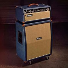 Mesa Boogie Mark V with cabinet