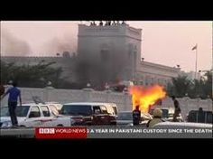 """WATCH NOW: BBC World News, BAHRAIN PROTESTS (2012). """"The Formula 1 roadshow has left Bahrain, but pro-democracy protests are still going on in the tiny Gulf kingdom. Demonstrators attacked a police station with Molotov cocktails. And there are fresh calls from human rights organisations for the government to prove that the hunger striker Abdulhadi Al-Khawaja is still alive. Jonathan Josephs reports."""""""