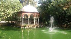 Gazebo, Taj Mahal, Outdoor Structures, Building, Travel, Sevilla, Kiosk, Buildings, Viajes