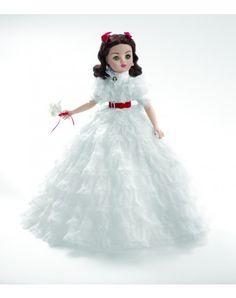 Scarlett O'Hara Prayer Dress Doll