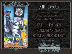 Death Tarot Card Meanings Rider Waite Tarot Deck 1280x960