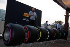 ピレリ、2017年F1バーレーンGPとF1ロシアGPのタイヤ配分を発表  [F1 / Formula 1]