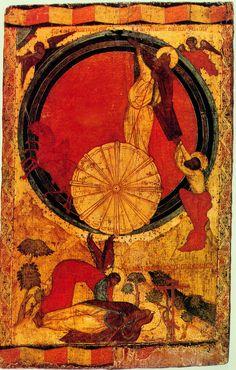 Огненное восхождение Илии Пророка XVI