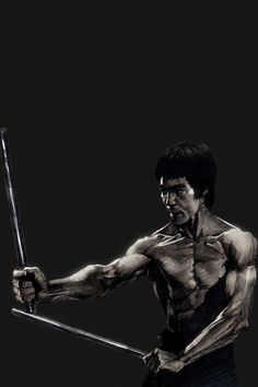 Bruce Lee  #iPhone #4s #Wallpaper Download |
