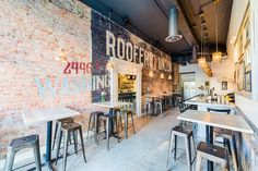 Roofers Union Erases Memories of The Reef - Eater DC