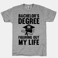 Bachelor's Degree in Life