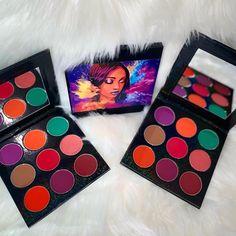 Indie Makeup, Fall For You, Cool Tones, Neutral, Eyeshadow, Eye Shadow, Eye Shadows