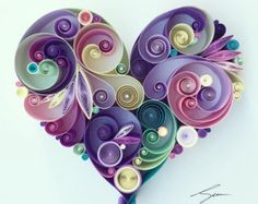 Quilled Paper Art: Music Is The Voice Of The Soul by SenaRuna