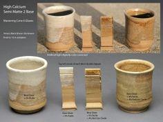 Glaze Tests - Fall 2012