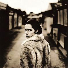 PJ Harvey by Anton Corbijn