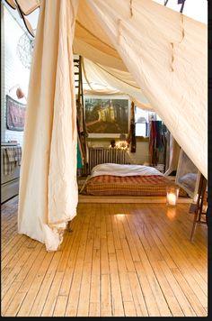 would like to sleep here...
