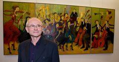 Josef Jan Michnia: Home || Art Gallery, Artist, expressive Realism, Expressionism