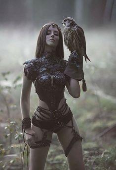 kom naar mama🔥my ontwerpen van beste Agnieszka Lorek❤ muse @ forest_spirit_art . Dark Fantasy, Fantasy Girl, Foto Fantasy, Chica Fantasy, Fantasy Warrior, Fantasy Women, Fantasy Witch, Fantasy Images, Fantasy Artwork
