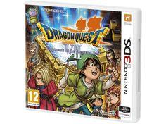 génial NINTENDO GAMES Dragon Quest VII : Fragments of the Forgotten Past NL 3DS chez Media Markt