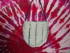 Small Tie Dye Denim Bag. $25.00  http://www.etsy.com/shop/EleCtricAmethyst?ref=seller_info