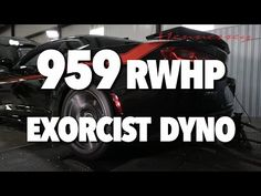 The Hennessey Exorcist Chevrolet Camaro makes an astounding 959 hp to the rear wheels in this dyno run. Watch the video for yourself here! 2018 Dodge Challenger Srt, Challenger Srt Demon, Camaro Zl1, Chevrolet Camaro, The Exorcist, My True Love, Our Baby, Hot Cars, Goal
