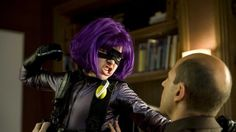 Hit-Girl - Kick- Ass (2010)