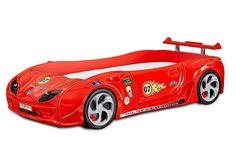 Παιδικό Κρεβάτι αυτοκίνητο Turbo Cap 782