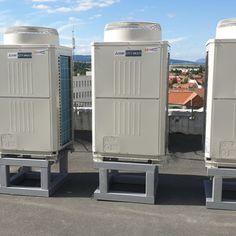 Un proiect #MitsubishiElectric implementat cu tehnologia #CityMulti  #Zubadan ce asigură performanțe excelente de încălzire. Linia CITY MULTI ZUBADAN combină cel mai înalt nivel de flexibilitate al aplicațiilor și capacități mari de răcire și încălzire pentru a furniza un confort exact chiar și în cele mai reci zile ale anului de până la -25 °C.    #TornHvacSolutions #StayCool #KeepWarm #MistubishiElectric #Zubadan #CityMulti  #Flashinjection #hvac 20 Min, Industrial, Home Appliances, City, Knives, Fan, House Appliances, Domestic Appliances, Industrial Music