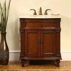 """Octavius 31"""" Single Bathroom Vanity Set"""