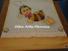 Passo a passo da pintura no meu site http://www.catiaartesmanuais.com/