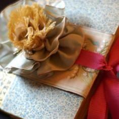 DIY Wedding Ring Bearer Pillow DIY: Ring Bearer Book