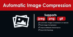 Automatic Image Compression & Bulk Image Compression for Wordpress by xliner78 Open Support Ticket Optimize and Compress all your images with this amazing tool Automatic Image Compression & Bulk Image Compression Wordpress Plugin can Demo https://demo.tortraffic.com/wordpress/wp-admin/username:demo password: