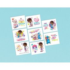 Doc McStuffins Tattoo Favors - Birthday and Theme Party Supplies - 16 per Pack, http://www.amazon.com/dp/B00JEBG85M/ref=cm_sw_r_pi_awdm_vWFZtb05VEBWA