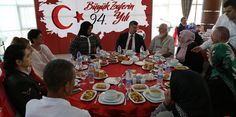 Rize'de Şehit Aileleri için yemek düzenlendi | Okur53