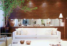 nicho em madeira