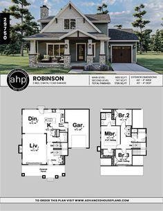 #advancedhouseplans #houseplans #floorplans #homeplans #designbuild #homebuilderplans #architecturaldesign #homedesign #curbappeal #robinson #charmingcottage #charminghomes #uniquehomedesign #smallhomedesign Cottage Style House Plans, Cottage Style Homes, Farm House, Modern Farmhouse Exterior, Modern Farmhouse Style, Farmhouse Plans, Rustic Style, Modern Rustic, U Shaped Staircase