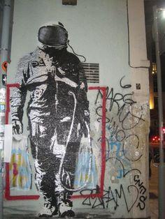 not for people art Bristol graffiti graffiti Street Art 3d Street Art, Street Art Graffiti, Graffiti Photography, Art Photography, Best Graffiti, Graffiti Artwork, London Art, Environmental Art, Public Art