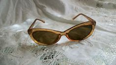 Vintage 1950s Lucite Cat Eye Sunglasses by AnotherThymeVintage