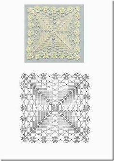 squares de croche - 11
