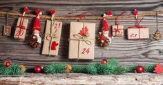 DIY: Einzigartige Adventkalender zum Selbermachen #News #Wohnen
