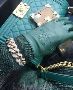 Chanel handbags – High Fashion For Women Coco Chanel, Chanel Shoes, Chanel Boy Bag, Chanel Bags, Turquoise Fashion, Vintage Handbags, Chanel Handbags, Fashion Details, Boho Chic