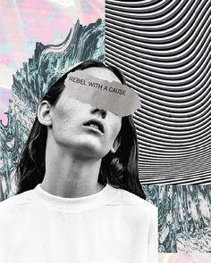 I have been looking at a lot of cut and paste art collages and for some reason I think you would like them! So I'm pinning to you 😊 Bianca Gobalesa EDT. Photomontage, Digital Collage, Collage Art, Collages, Poster Collage, Graphic Art, Graphic Design, Psy Art, Fashion Collage