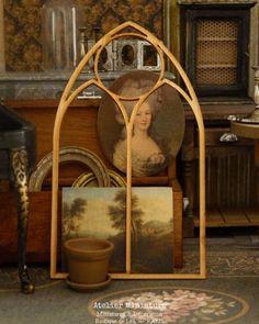 Atelier de Léa (@atelier.miniature) • Photos et vidéos Instagram Wishbone Chair, Creations, Photos, Furniture, Instagram, Home Decor, Pictures, Decoration Home, Room Decor