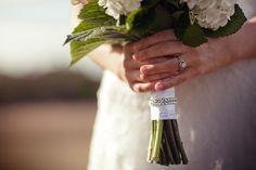 Rustic Barn Wedding by Jennifer Van Elk Photography http://www.thebridelink.com/blog/  #bouquet #whitebouquet