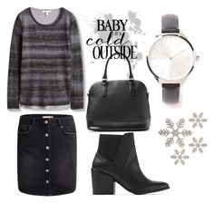 """""""winter is coming"""" by lifeoflonneke on Polyvore featuring mode en Northlight Homestore"""