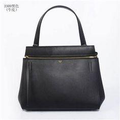 375f5d2f72 Celine Spring 2013 Edge Bag Black Celine Handbags